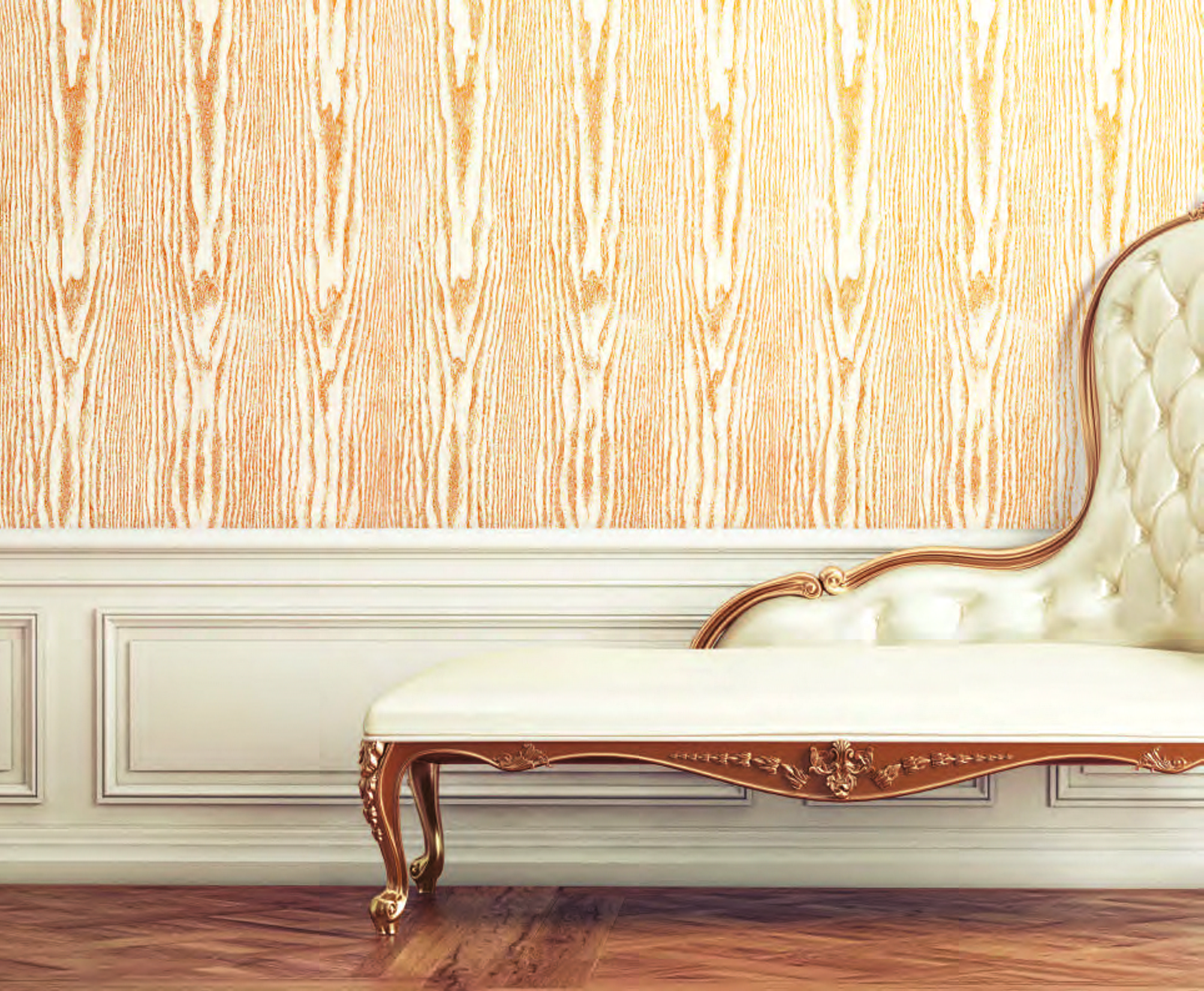 AD02 wood effect wall