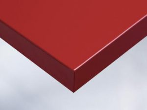 6 - Lacquered Red (Gloss) Vinyl
