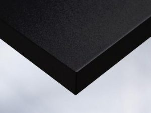 K1 Matt Black Velvet Grain Vinyl