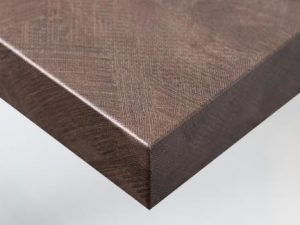 NE33 Brushed Brown Fabric vinyl