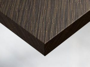 T11 Black Gold Fabric vinyl