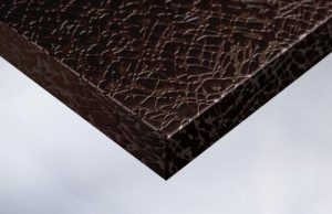 T7 - Chocolate Crackled Fabric