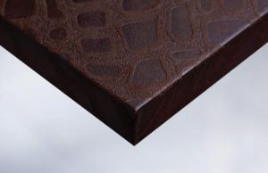 W1 - Chocolate Bubble Texture Fabric