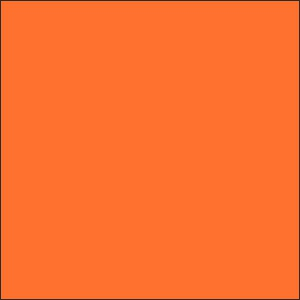 Orange Gloss Vinyl